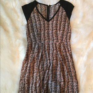 Fossil Speckled Pocket Dress